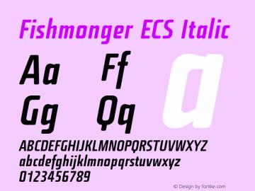 Fishmonger ECS