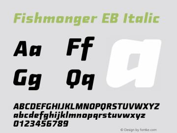 Fishmonger EB