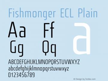Fishmonger ECL