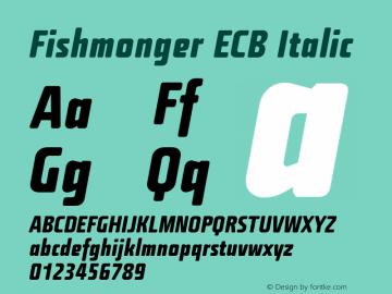 Fishmonger ECB