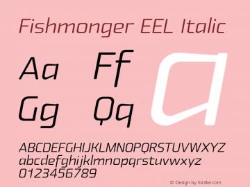 Fishmonger EEL