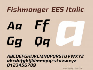 Fishmonger EES