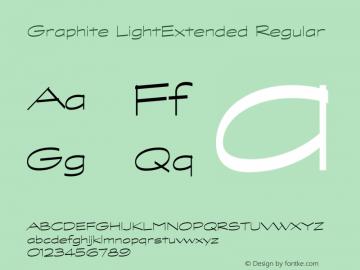 Graphite LightExtended
