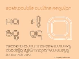 BasixDouble Outline