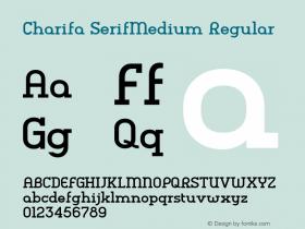 Charifa SerifMedium
