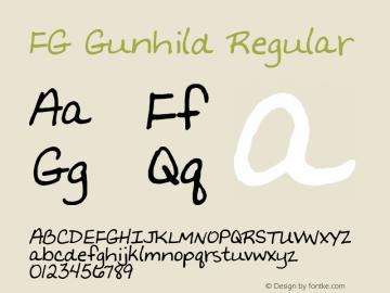 FG Gunhild
