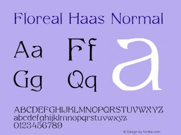 Floreal Haas