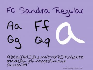 FG Sandra