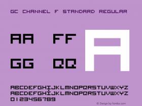 GC Channel F Standard