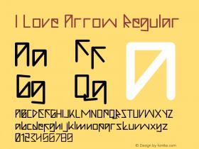 I Love Arrow
