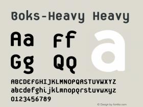 Boks-Heavy
