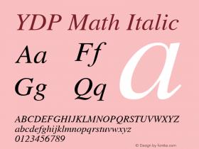 YDP Math