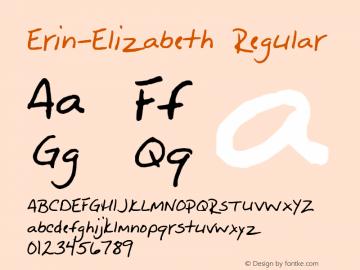 Erin-Elizabeth