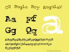 CK Bugle Boy