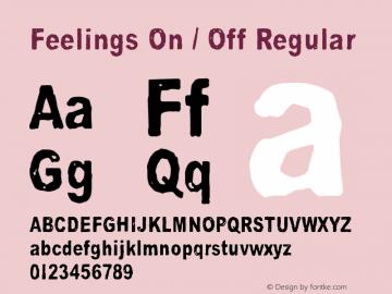 Feelings On / Off