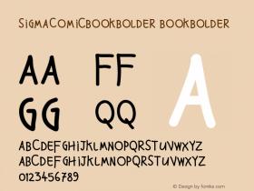 SigmaComicBookBolder