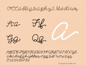 OCCalligraphy1