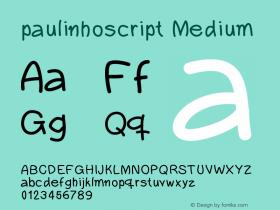 paulinhoscript