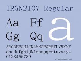 IRGN2107