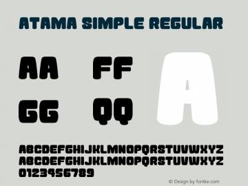 Atama Simple