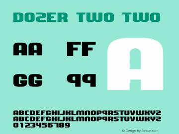 Dozer Two