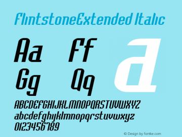 FlintstoneExtended