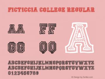 Ficticcia College