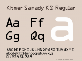 Khmer Samady KS