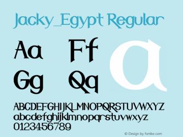 Jacky_Egypt