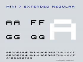 Mini 7 Extended