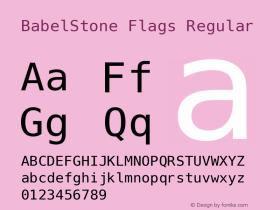 BabelStone Flags