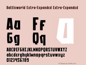 Battleworld Extra-Expanded