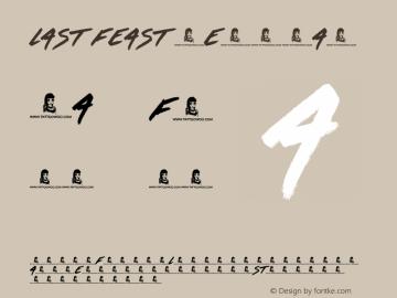 Last Feast