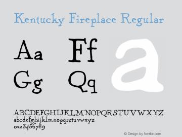 Kentucky Fireplace