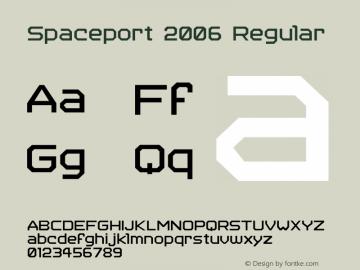 Spaceport 2006