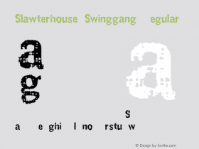 Slawterhouse Swinggang