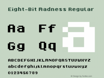Eight-Bit Madness