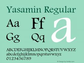 Yasamin