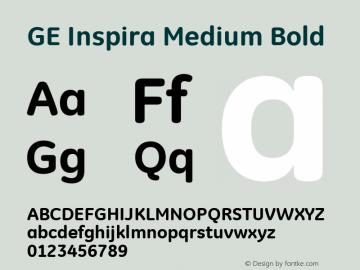 GE Inspira Medium