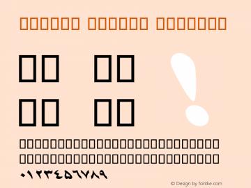 W_ziba Italic