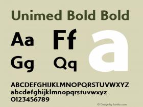 Unimed Bold