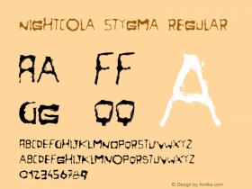 NightCola Stygma