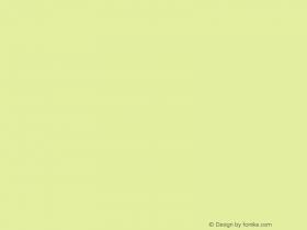 Modern H Bold