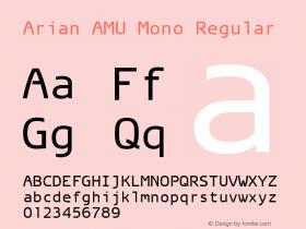 Arian AMU Mono