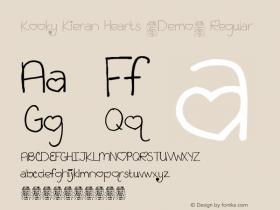 Kooky Kieran Hearts