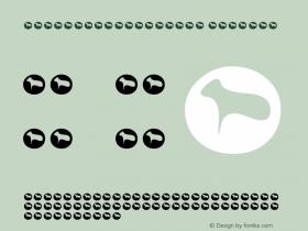 Unicode内码天珩输入法配套字体