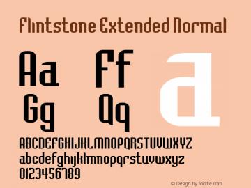 Flintstone Extended
