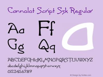 Cannolot Script Ssk