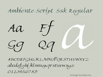 Ambiente Script Ssk