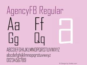 AgencyFB